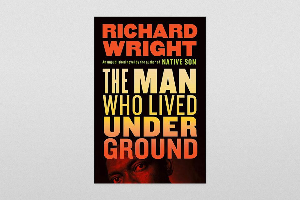 Richard Wright cover