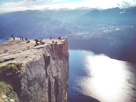 Pulpit Rock - Credit: GETTY