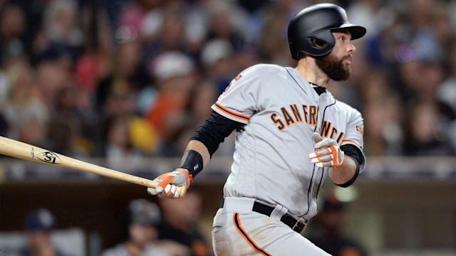 Brandon Belt has been a Giant for nine years. Could they send him packing before the trade deadline?