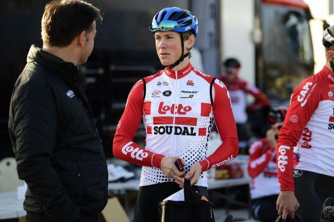 Lotto Soudal's Carl Fredrik Hagen is set to join Israel Start-Up Nation for 2021