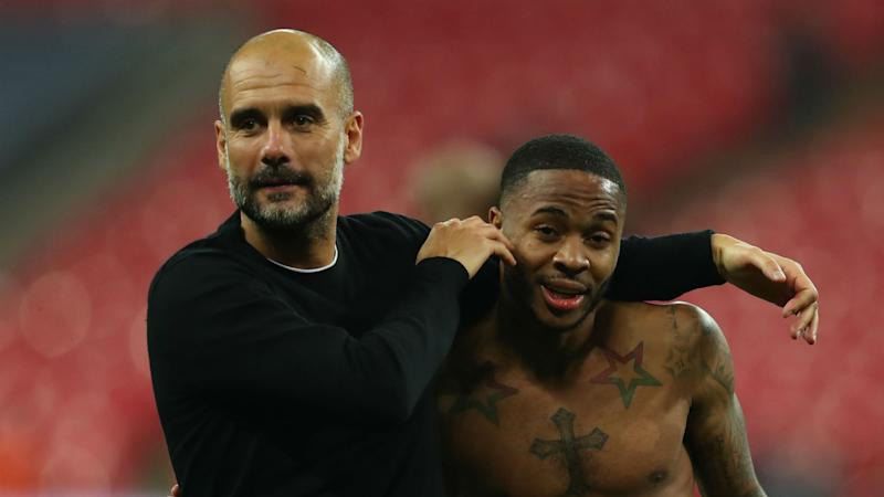 Sterling can be one of the best in the world - Guardiola