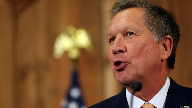 WASHINGTON ― Ohio Gov. John Kasich, a top Republican leader and former candidate for the party's presidential nomination, on Sunday said the GOP may be on a trajectory to lose supporters like him.
