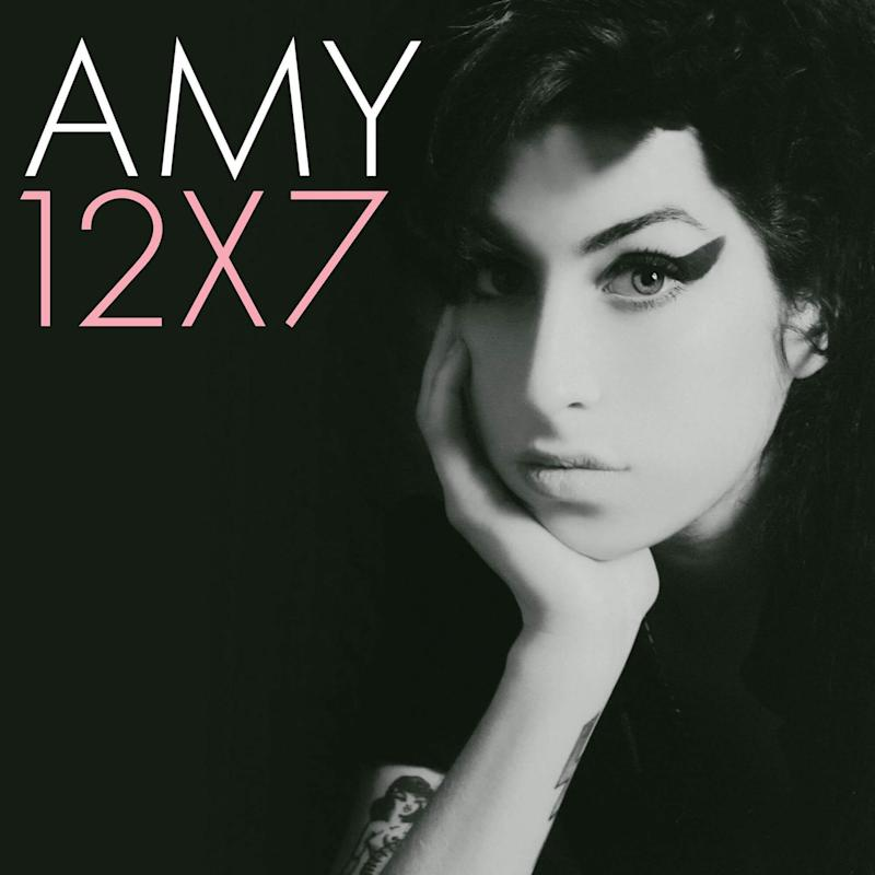 amy winehouse 12x7 the singles collection box set artwork
