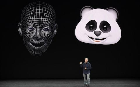 Animoji - Credit: Bloomberg