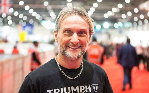 Carl Fogarty - Credit: James Archibald