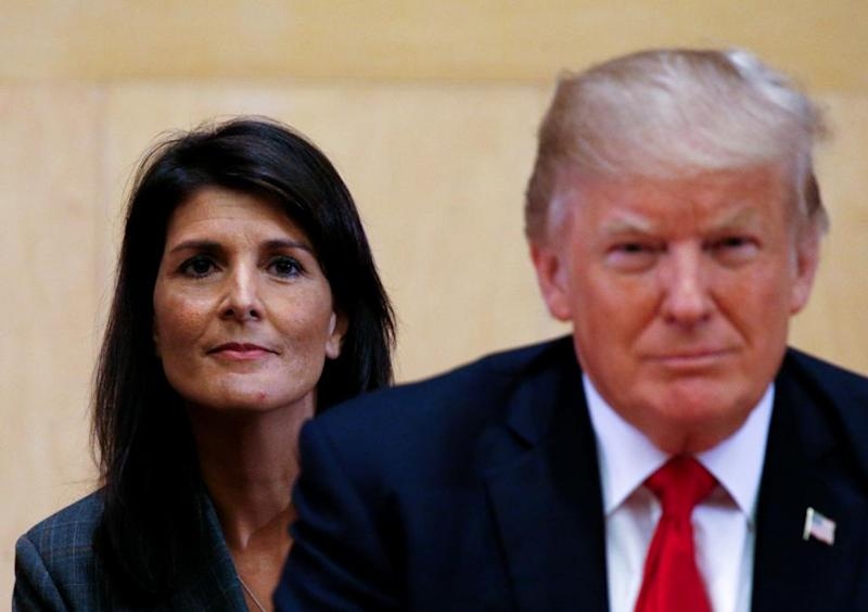 Nikki Haley Announces Cuts to the UN Budget