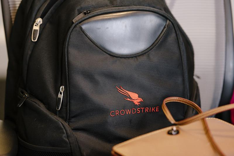 Large Crowdstrike Block Trade Is Said Offered After 220% Runup