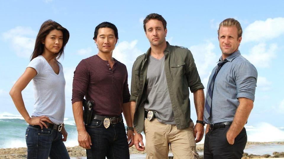 <p><strong><em>Hawaii Five-0 </em></strong><br><br>In addition to the insanely catchy theme song, the reboot of this show featured some stunning scenery on Hawaii's big island, and the crime-fighting skills of the Five-0 team. </p>