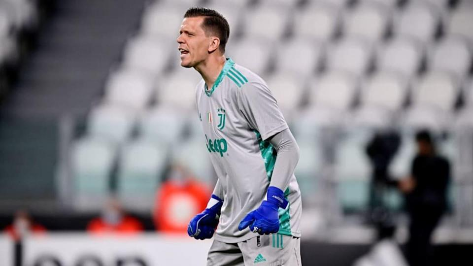 Szczęsny Juventus v AC Milan - Italian Serie A | Soccrates Images/Getty Images