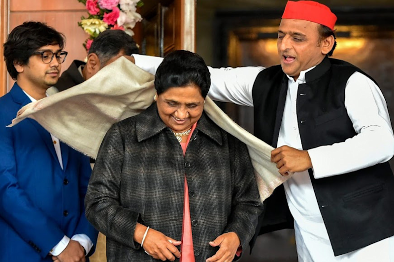 SP-BSP Hope to Regroup in Assembly Bypolls as 11 Sitting MLAs Win Lok Sabha Elections