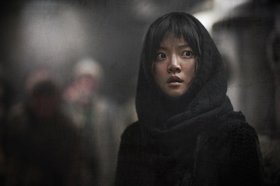 "<p>Everyone is still talking about Bong Joon-ho's masterful Oscar-winning movie, <em>Parasite</em>, but Netflix has a chance for you to catch up on the rest of his catalogue. One of the films that first won him critical acclaim was the dystopian science-fiction thriller <em>Snowpiercer</em>, about the last survivors of mankind on a train after an ecological disaster.</p> <p><a href=""https://www.netflix.com/title/70270364"" rel=""nofollow noopener"" target=""_blank"" data-ylk=""slk:Available to stream on Netflix."" class=""link rapid-noclick-resp""><em>Available to stream on Netflix.</em></a></p>"