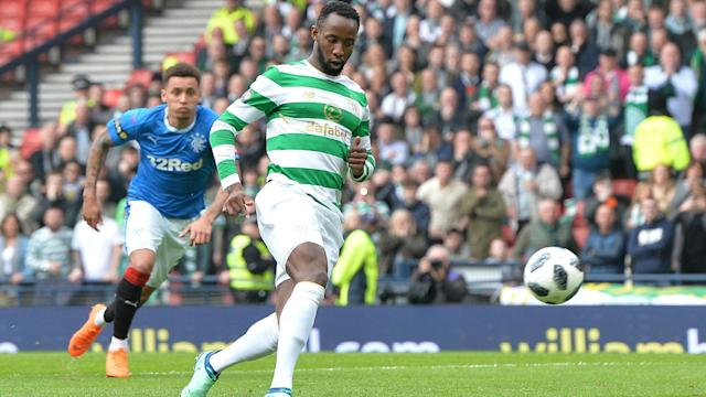Goals from Tom Rogic, Callum McGregor, Moussa Dembele and Olivier Ntcham earned Celtic the easiest of Scottish Cup victories over Rangers.