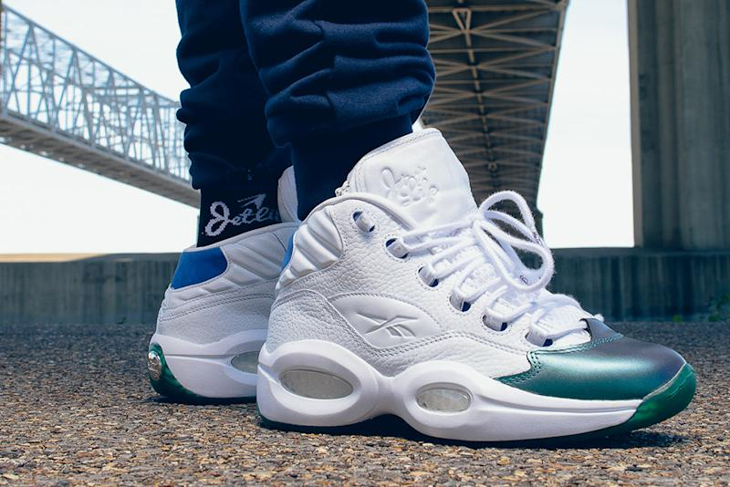 65346a97172 New Orleans Rap Star Curren$y Designed His Reebok Collab to Look Like His  Car