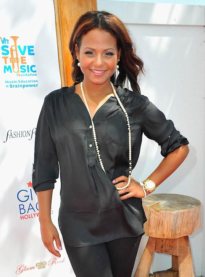 "With her debut album released 10 years ago, Christina Milian spent all of her 20s focusing not just on music, but also getting an acting career going. She'll celebrate her 30th birthday on September 26. Alberto E. Rodriguez/<a href=""http://www.gettyimages.com/"" target=""new"">GettyImages.com</a> - August 26, 2011"