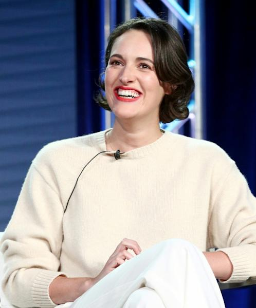 Phoebe Waller-Bridge, pictured in February 2019, has been called upon to liven up the script for the 25th installment of James Bond's adventures, at the express request of 007 himself, actor Daniel Craig