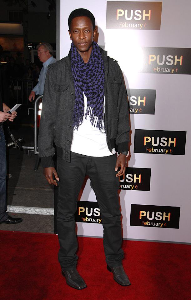 "<a href=""http://movies.yahoo.com/movie/contributor/1809681992"">Edi Gathegi</a> at the Los Angeles premiere of <a href=""http://movies.yahoo.com/movie/1809922967/info"">Push</a> - 01/29/2009"
