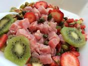 """<p><strong><a href=""""https://www.yelp.com/biz/ceviche-ceviche-south-padre-island"""" rel=""""nofollow noopener"""" target=""""_blank"""" data-ylk=""""slk:Ceviche Ceviche"""" class=""""link rapid-noclick-resp"""">Ceviche Ceviche</a>, South Padre Island</strong></p><p>""""What a concept! Fresh ceviche where you choose the toppings you want. One of the easiest 5-star reviews to date."""" — Yelp user <a href=""""https://www.yelp.com/user_details?userid=ZkGEQxVKozRfPu6cofmDKQ"""" rel=""""nofollow noopener"""" target=""""_blank"""" data-ylk=""""slk:Doug M."""" class=""""link rapid-noclick-resp"""">Doug M.</a></p><p>Photo: Yelp/<a href=""""https://www.yelp.com/user_details?userid=BaN2UQ56sPjZceewHb3fVg"""" rel=""""nofollow noopener"""" target=""""_blank"""" data-ylk=""""slk:Ernst F."""" class=""""link rapid-noclick-resp"""">Ernst F.</a></p>"""