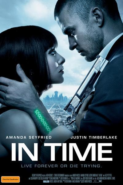 <p>'In Time' will hit cinemas nationally on October 27.</p>
