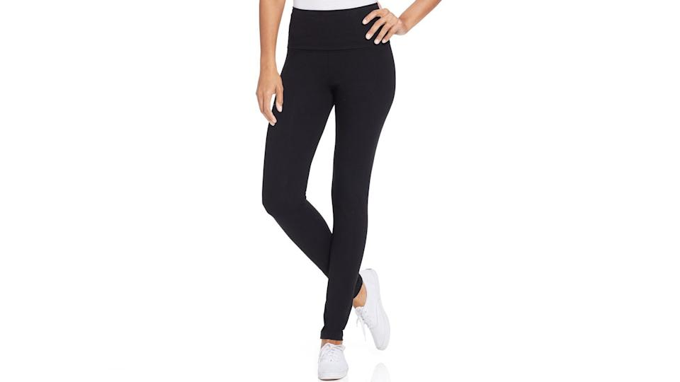 These tummy-control leggings are a favorite with Macy's shoppers.