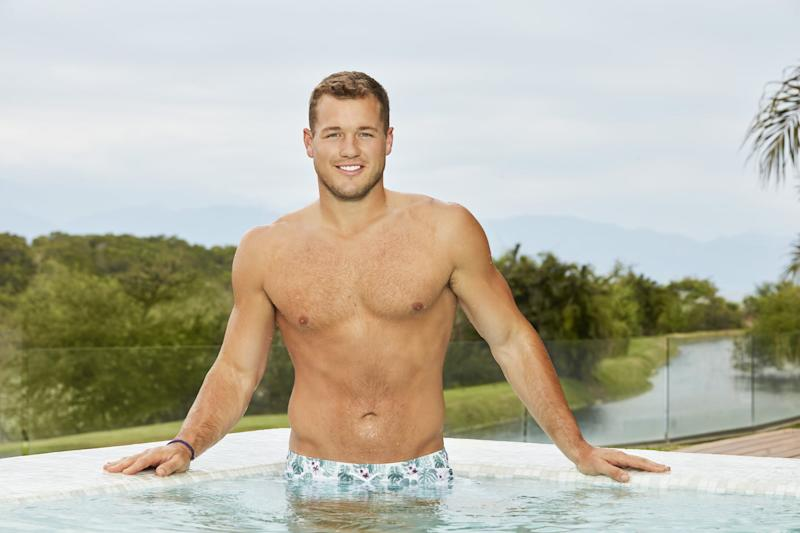 BACHELOR IN PARADISE - Summer lovin is sure to happen fast as the hit series Bachelor in Paradise returns for season five TUESDAY, AUG. 7 (8:00-10:00 p.m. EDT), on The ABC Television Network. (ABC/Craig Sjodin)COLTON