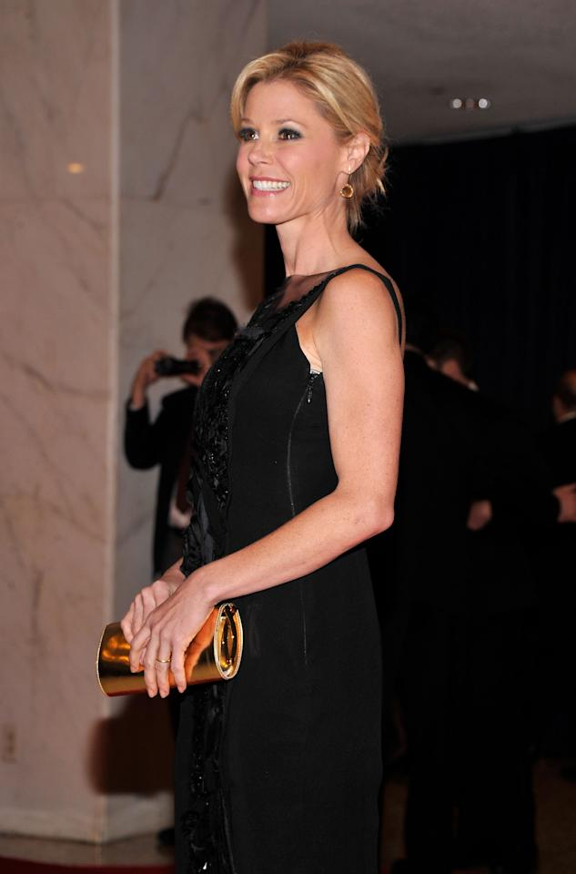 WASHINGTON, DC - APRIL 28:  Julie Bowen attends the 98th Annual White House Correspondents' Association Dinner at the Washington Hilton on April 28, 2012 in Washington, DC.  (Photo by Stephen Lovekin/Getty Images)