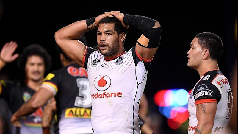 NRL PANTHERS WARRIORS