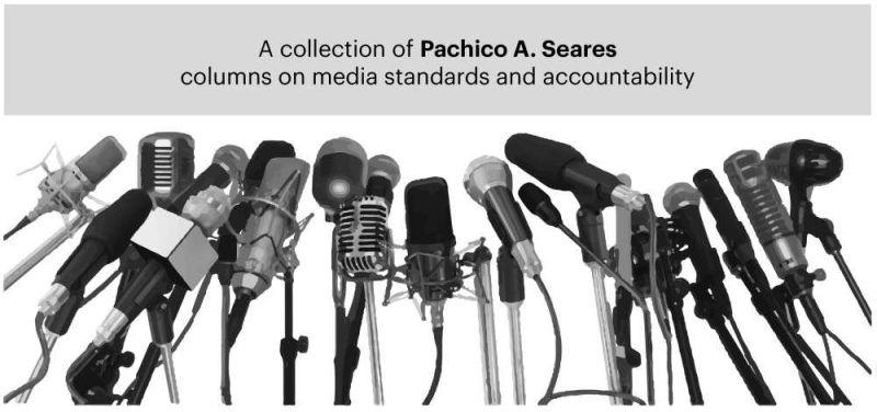 Seares: Reporting both sides: when the journalist goes beyond 'he-said, she said' and calls out the lie.