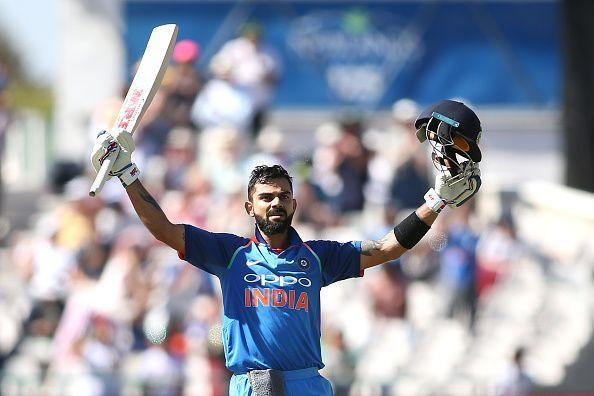 Virat Kohli is in the form of his life