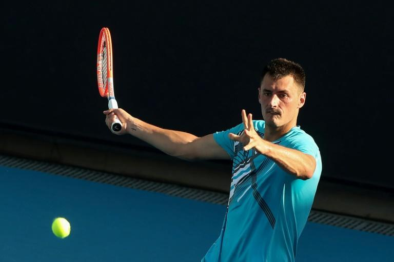 Australia's Bernard Tomic attracted negative commentary over his defeat to Denis Shapovalov