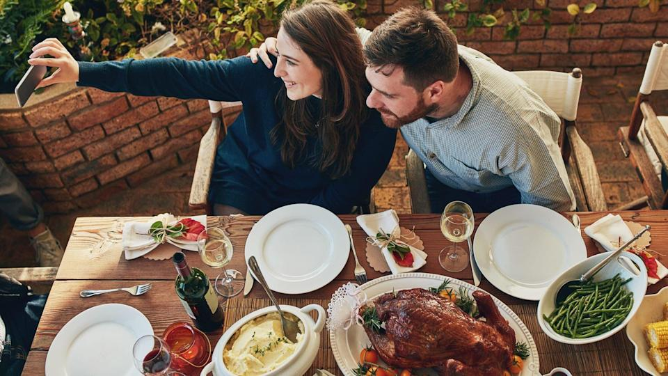 Friendsgiving Isn't Canceled—Here Are 10 Clever Tips for Hosting a Digital Holiday Dinner Party