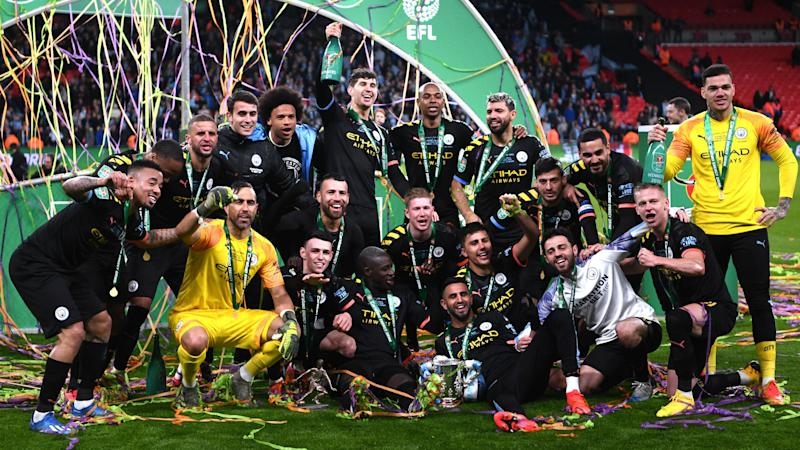 UEFA president Ceferin calls on England to ditch Carabao Cup