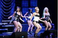 """<p>This American girl group of Pussycat Dolls wannabes was formed on <em>Making the Band</em> in 2005 and signed to Bad Boy Records by Diddy. Their debut album featured the somewhat forgettable songs """"Show Stopper"""" and """"Ride for You,"""" but it did bring us reality TV star Aubrey O'Day.</p>"""