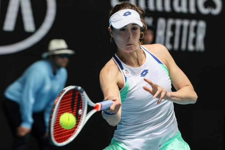 Cornet fears for French Open after 'too many fans' at Strasbourg event
