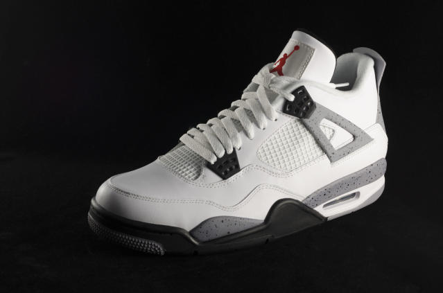 """The Nike Air Jordan IV played a prominent role in Spike Lee's """"Do the Right Thing."""" (Getty Images)"""