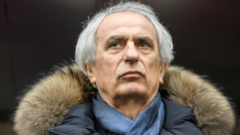 Halilhodzic sacked by Japan two months before World Cup