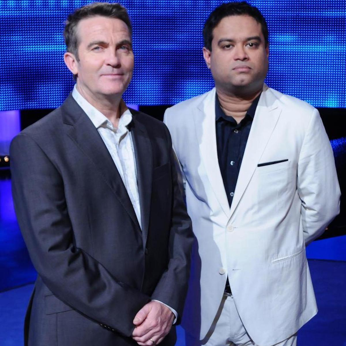 Star of The Chase Paul Sinha reveals he's gay live on air
