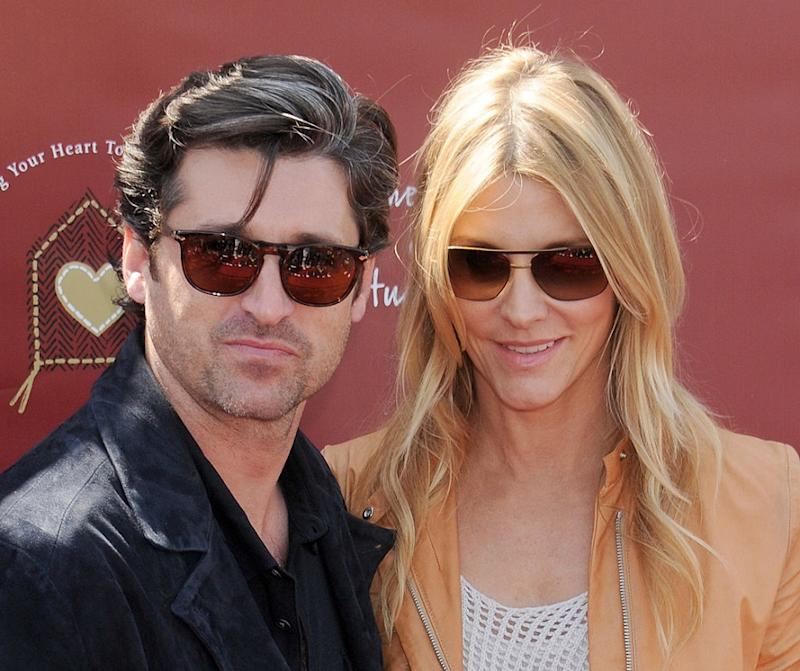 Patrick Dempsey just called off his divorce, so love isn't totally a lie