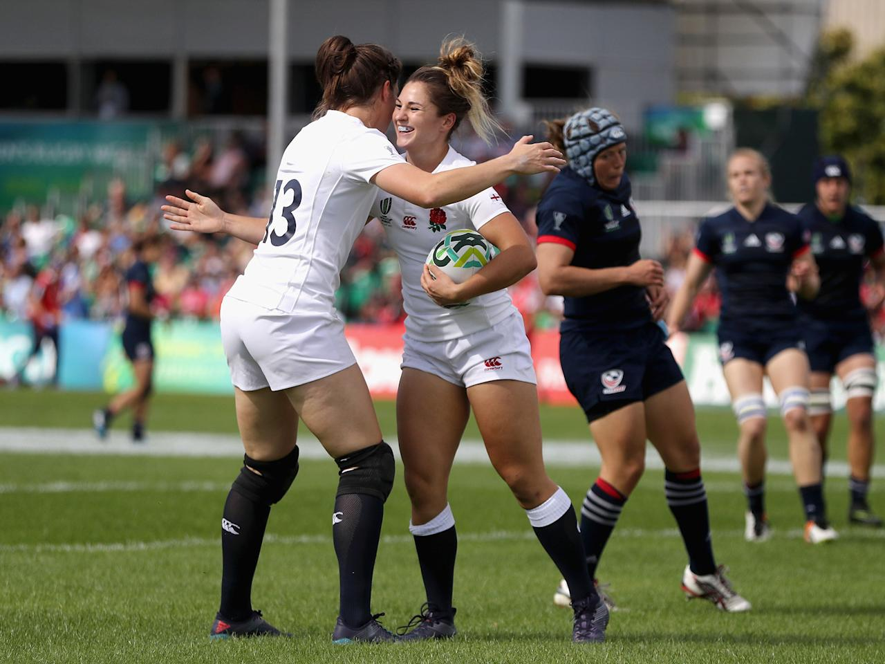 England power past USA in seven-try rout to reach World Cup semi-finals