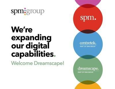 SPM Group expands digital capabilities and welcomes Dreamscape Marketing. SPM Group is comprised of SPM Marketing & Communications, Centretek, and Dreamscape Marketing. SPM Group's expansion is funded by Corridor Capital.