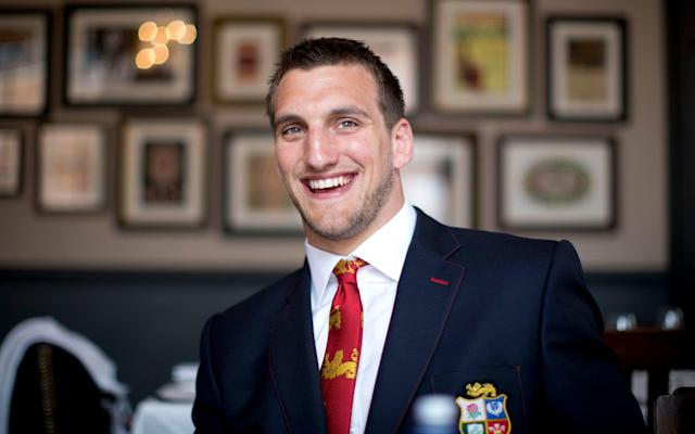 Sam Warburton is the favourite to be Lions captain - Christopher Pledger
