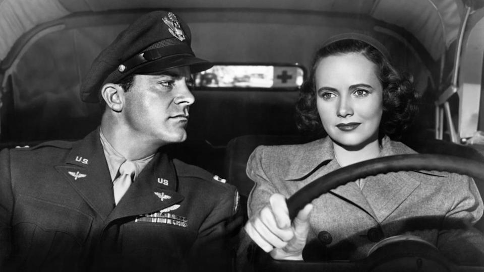 <p> William Wyler was quick to release this following World War 2. The movie centres on a various American serviceman – primarily a captain played by Dana Andrews – re-adjusting to civilian life. They go through divorce and grow furious as those people back home fail to understand the trauma they have been through. Former war correspondent MacKinlay Kantor was hired to write the screenplay, which went on to pick up Best Adapted Screenplay at the Oscars. The movie itself won best picture. </p>
