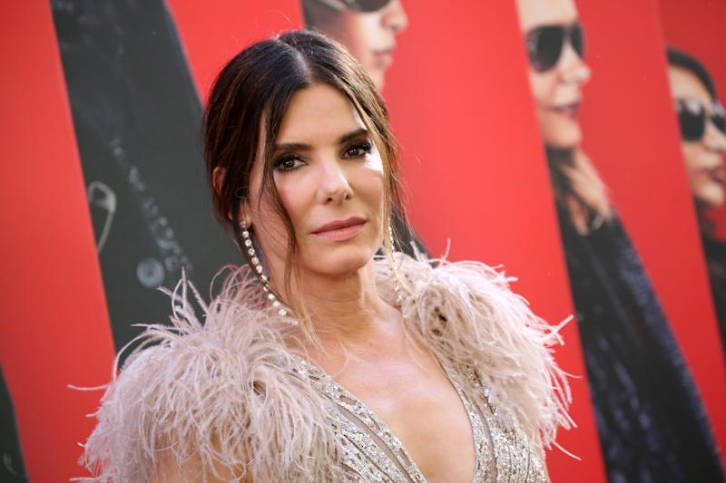 Sandra Bullock Is Mad About the 'Ghostbusters' Backlash
