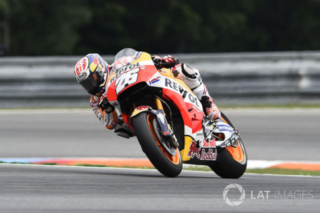 "2017. Dani Pedrosa <span class=""copyright"">Gold and Goose / Motorsport Images</span>"