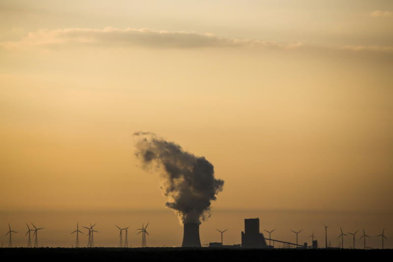 Germany Carbon Emissions