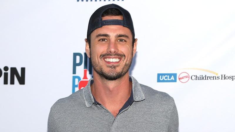 Ben Higgins Shares Emotional Moment With Girlfriend at Jared Haibon and Ashley Iaconetti's Wedding