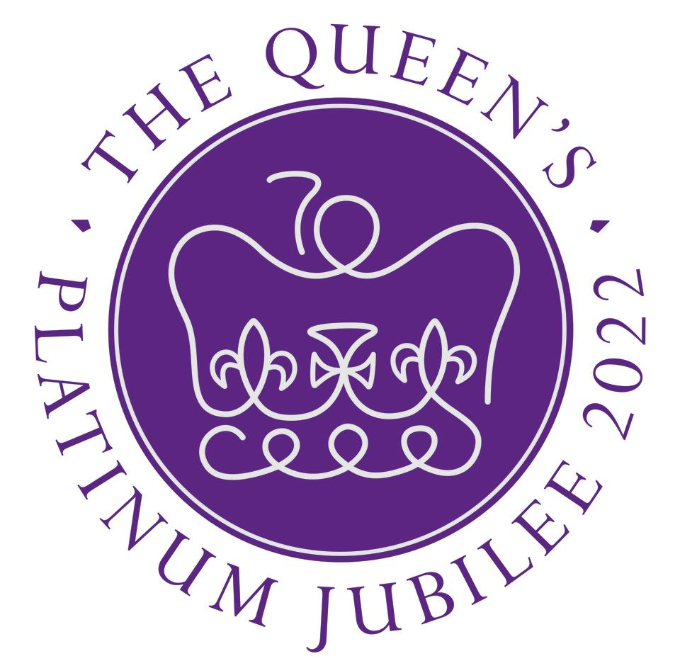 The logo has been designed by 19 year old Edward Roberts from Nottingham. (Buckingham Palace)