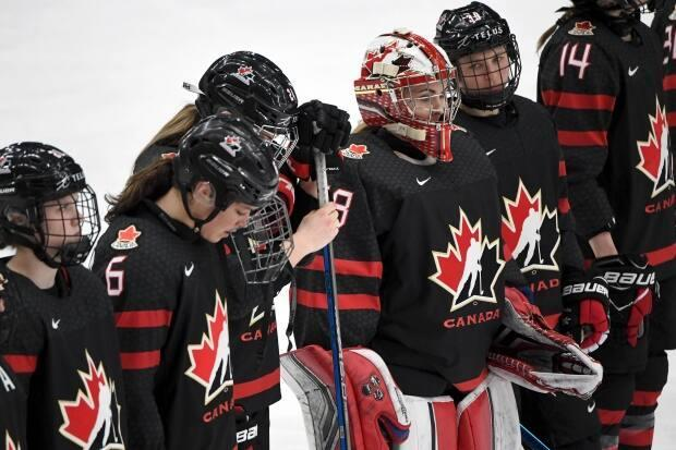The women's world hockey championship scheduled for Halifax and Truro, N.S., in May has been cancelled due to COVID-19 concerns.