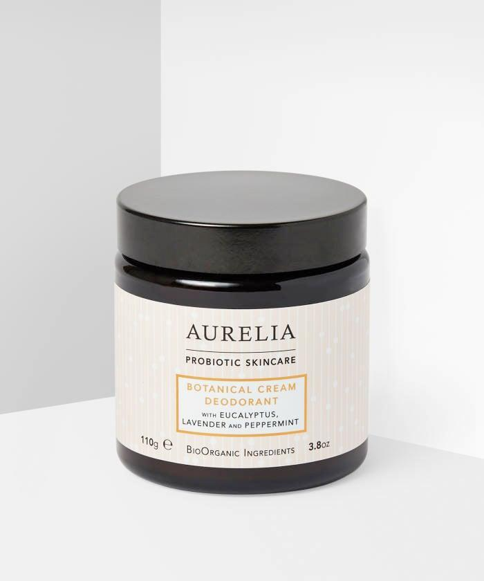 "<br><br><strong>Aurelia</strong> Botanical Cream Deodorant, $, available at <a href=""https://go.skimresources.com/?id=30283X879131&url=https%3A%2F%2Fwww.beautybay.com%2Fp%2Faurelia-probiotic-skincare%2Fbotanical-cream-deodorant%2Fbotanical-cream-deodorant-110%2F"" rel=""nofollow noopener"" target=""_blank"" data-ylk=""slk:Beauty Bay"" class=""link rapid-noclick-resp"">Beauty Bay</a>"