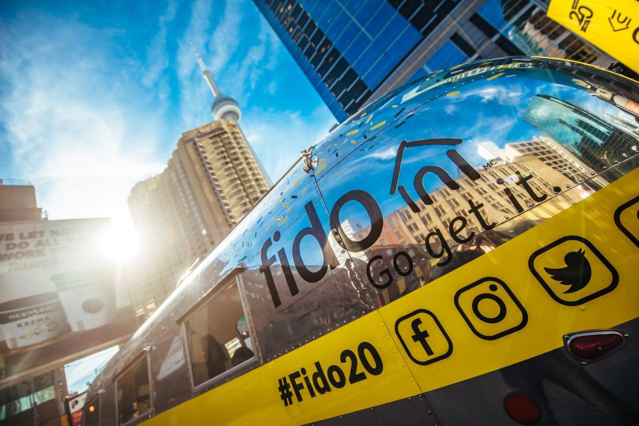 <p>No. 6: Fido<br />Rating: 754<br />(Fido / Facebook) </p>