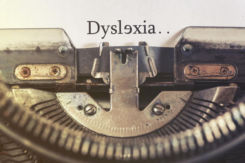 A therapist has shared a video on TikTok which helps people understand what it can be like to read if you suffer from dyslexia. (Getty Images)